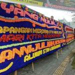 Gugatan Lapangan Merdeka Sebagai Cagar Budaya 'Gol', PN Medan 'Dibanjiri' Karangan Bunga