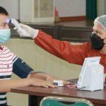 Launching Vaksinasi Untuk Anak, Wali Kota Targetkan 500 anak Divaksin Per Hari